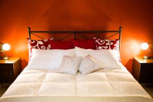 A Casa di Rosa - Camera da letto - Particolare