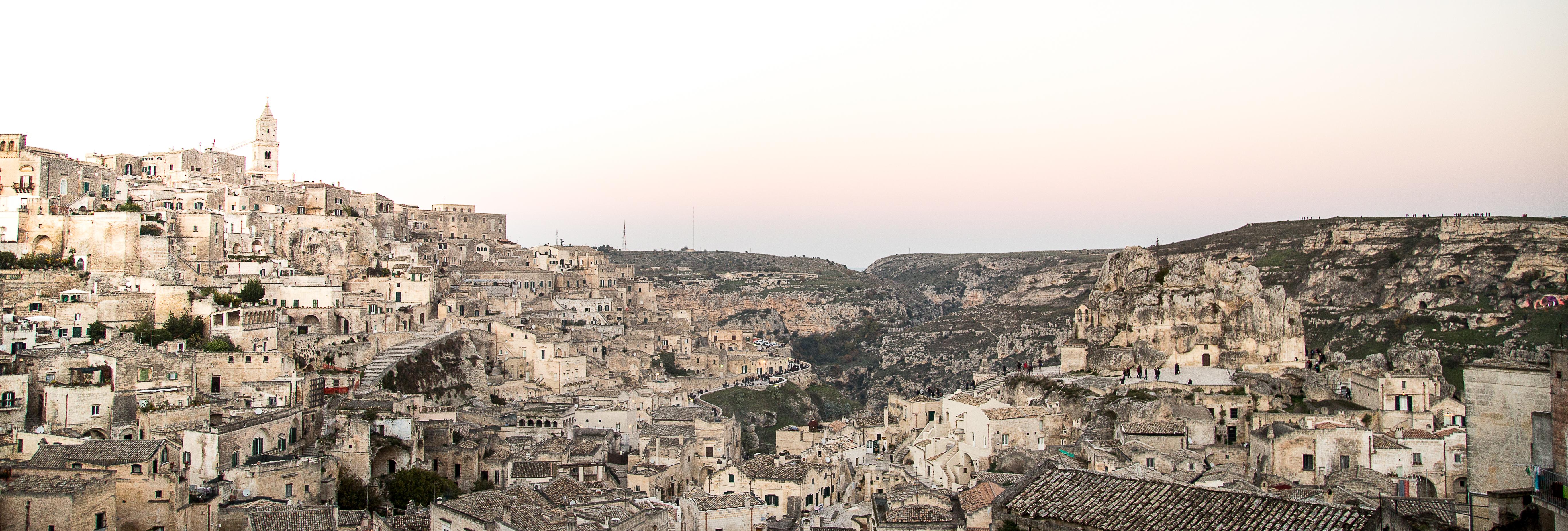 Matera - Vista Panoramica